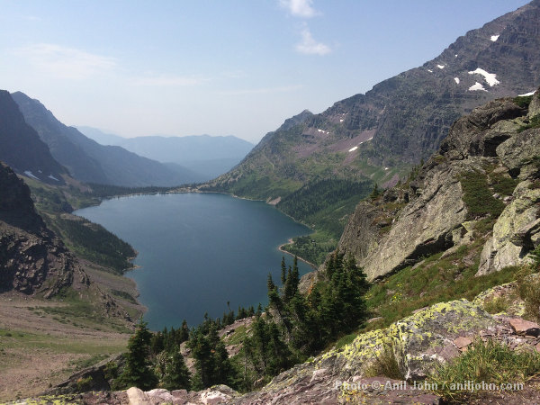 Backpacking the Glacier National Park Gunsight Pass Trail